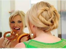 Frisuren zur Wiesn 2012: Oktoberfest-Styling