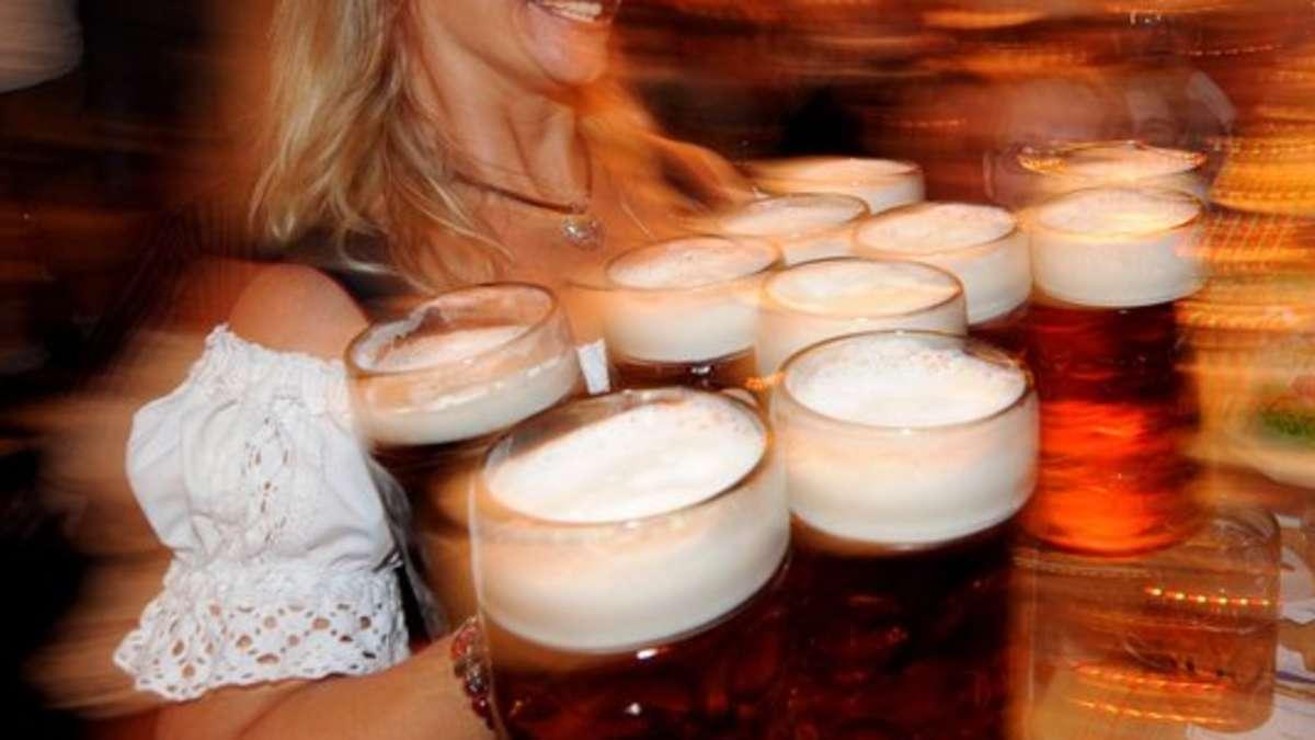 wieviel bier oktoberfest