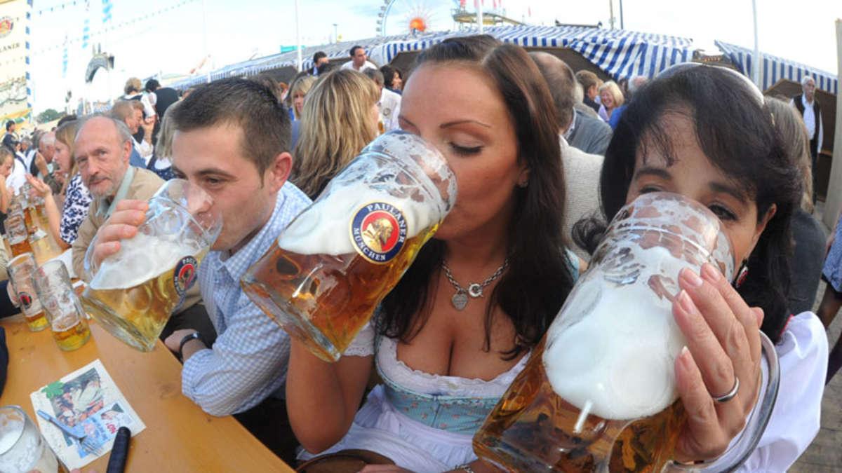 Oktoberfest Bierpreis