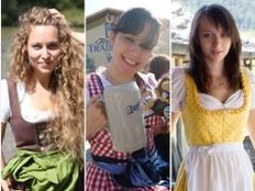 tz Wiesn-Madl 2012: Online-Voting