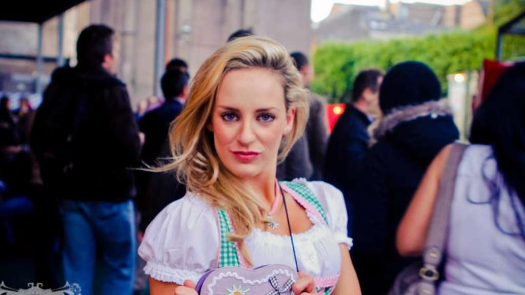 Wiesn-Madl: Kandidatin Therese (21) aus Haar