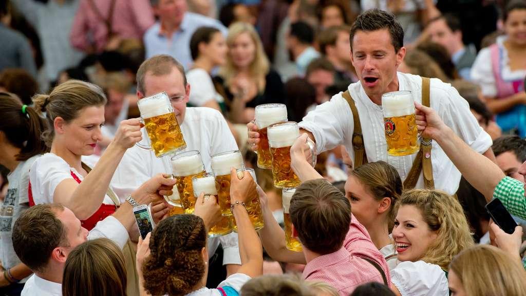 Oktoberfest 2015 - Wiesn-Samstag