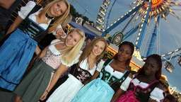 Dirndl: Must have on the Oktoberfest