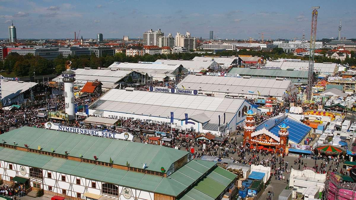 Zelte Zum Oktoberfest : Neue regeln für wiesn zulassung festzelte