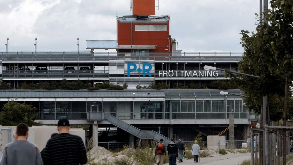 Park-and-Ride Fröttmaning